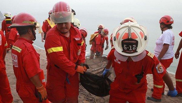 Спасательная операция в Перу