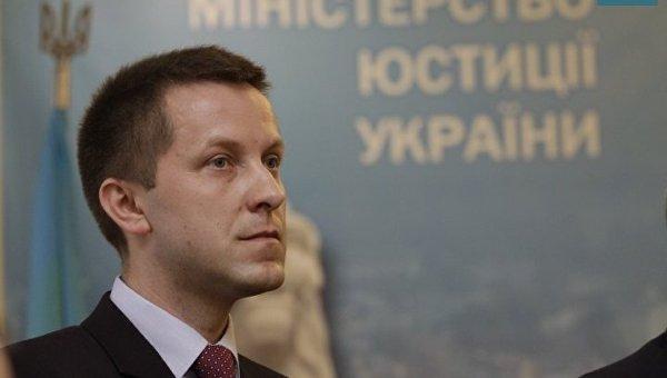 Уволенный начальник Львовского областного управления юстиции Ярослав Жукровский