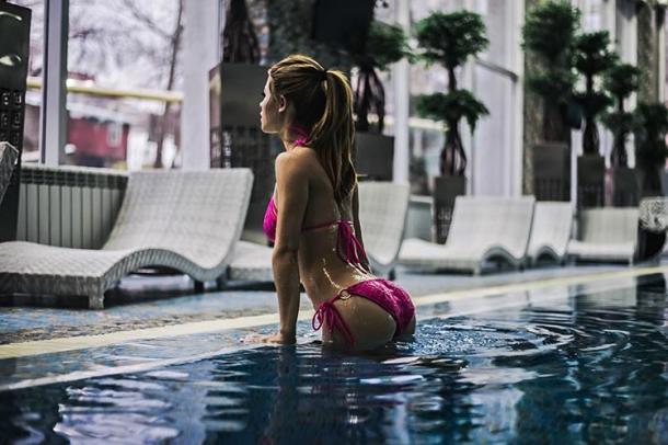 Александра Тисленок - самая сексуальная спортсменка Казахстана