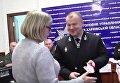 Полиция наградила харьковских почтальонов, которые помогли освободить заложников на Укрпочте