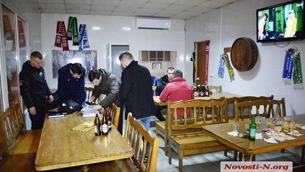 В Николаеве в баре открыли стрельбу, услышав слово сепар