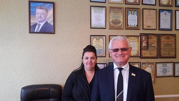 Народный депутат от Блока Петра Порошенко Александр Спиваковский