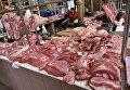 Продажа мяса в Украине. Архивное фото