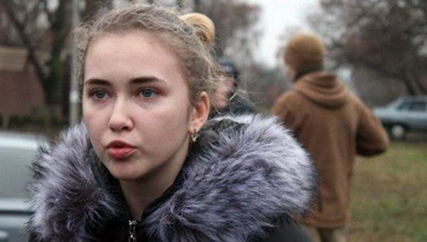 Анастасия Ноздровская, дочь убитой правозащитницы Ирины Ноздровской