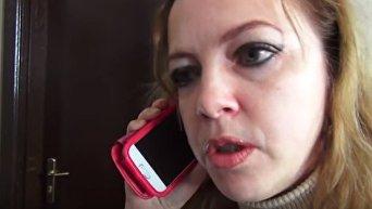 Телефонный разговор Ирины Ноздровской с женой нардепа Антона Яценко. Видео