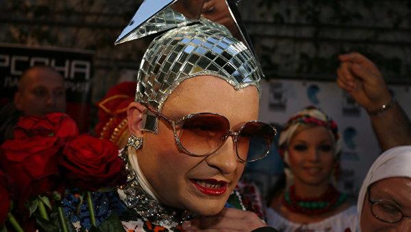 Международный конкурс Новая волна 2012. День третий