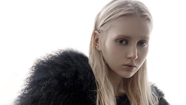 Украинская модель Елизавета Кузьменко. Архивное фото