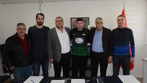 Селезнев перебрался из18-й команды Турции в12-ю— Пошел наповышение