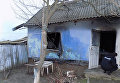 На месте поджога дома в Одесской области