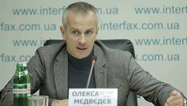 Глава экспертного совета социологической компании SocioStream AG Александр Медведев
