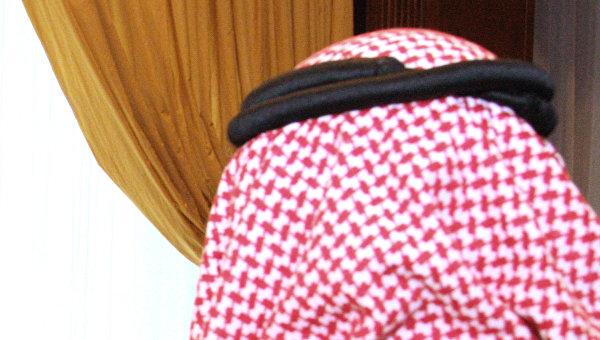 Житель Саудовской Аравии. Архивное фото
