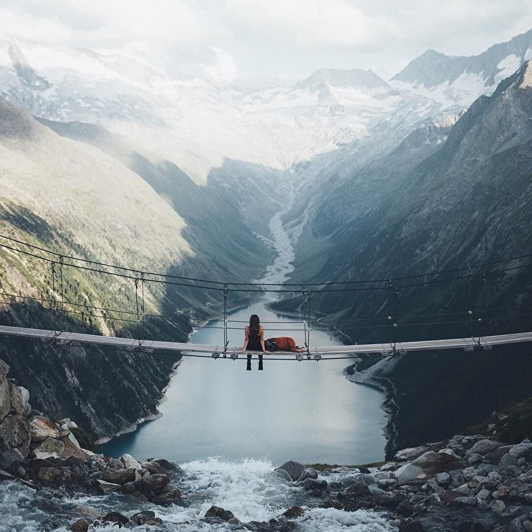 Безумно красивые фото от людей, бросивших работу ради путешествий