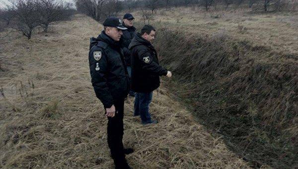 Первый заместитель главы Национальной полиции Вячеслав Аброськин на месте убийства адвоката Ирины Ноздровской