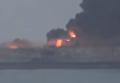 Власти сообщили об угрозе взрыва горящего у побережья Китая иранского танкера