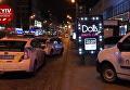 На месте стрельбы в стриптиз-клубе в Киеве, 8 января 2018