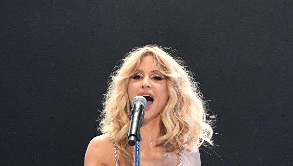 Певица Светлана Лобода. Архивное фото