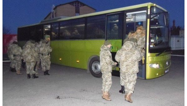 Украина усилила охрану границ