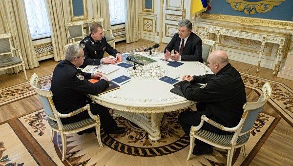 Порошенко похвалил полицию зараскрытие убийства правозащитницы