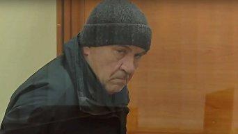 Избрание меры пресечения подозреваемому в убийстве Ирины Ноздровской