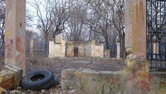 Преображенский парк Одессы