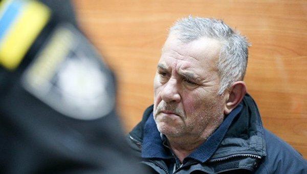 Обвиняемый в убийстве правозащитницы Ирины Ноздровской Юрий Россошанский