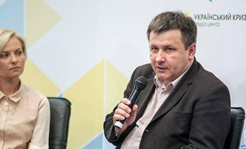 Политолог-международник Владимир Воля