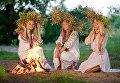 Девушки-славянки