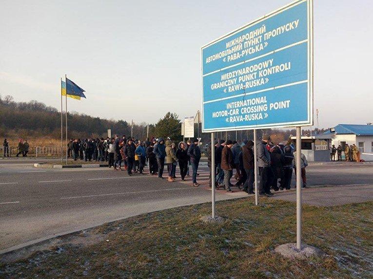 ВГФС анонсировали протесты напольской границе из-за новых налогов
