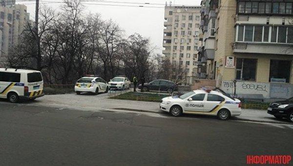 Спецоперация в центре Киева