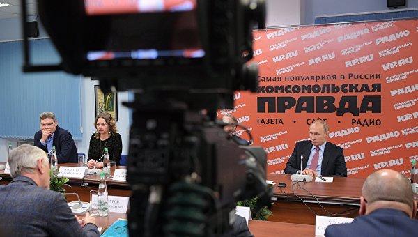 Вкакой-то момент российско-американские отношения нормализуются— Путин