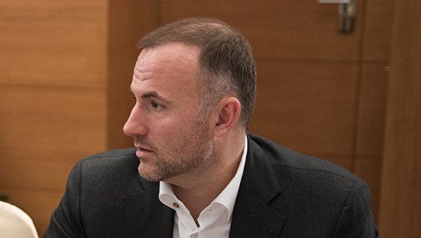 Бизнесмен Павел Фукс