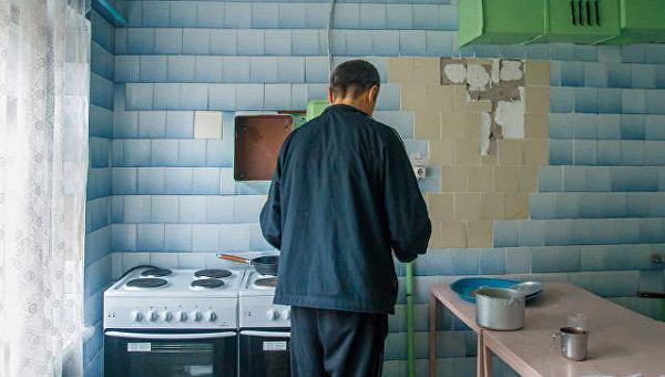Дом для бездомных в Кропивницком