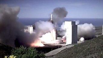 ЦРУ запустило ракету с секретным грузом