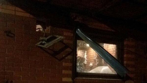В Одесской области произведен выстрел из гранатомета по кафе