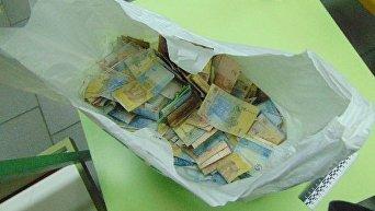 Киевлянин пытался украсть пожертвования для ребенка. Архивное фото