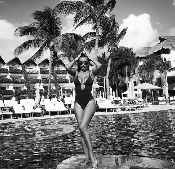 Мексиканские каникулы Ани Лорак