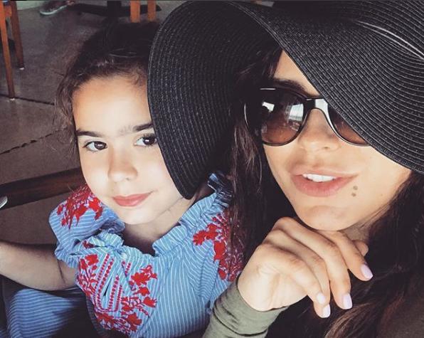 Мексиканские каникулы Ани Лорак с семьей