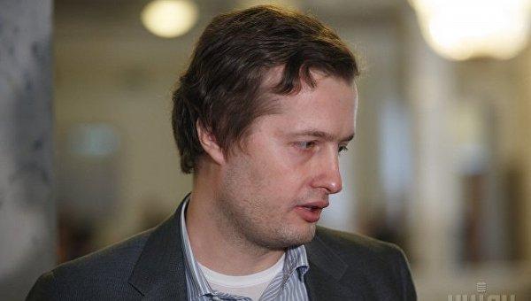 Народный депутат Алексей Порошенко. Архивное фото