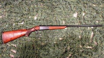 Охотничье ружье ИЖ 17. Архивное фото