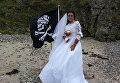 Пиратский брак. Британка вышла замуж за дух гаитянского пирата