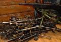 В Запорожье экс-руководителя МВД подозревают в краже раритетного оружия