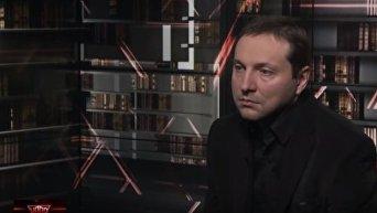 Юрий Стець о запрете российских книг в Украине. Видео