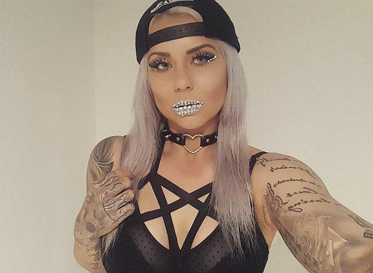 26-летняя дальнобойщица Блейз Уильямс из Австралии
