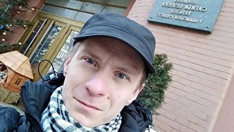 Солист Львовского театра оперы и балета им. Соломии Крушельницкой Николай Санжаревский