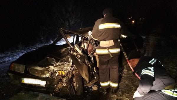 Один человек погиб и шестеро пострадали в ДТП в Черкасской области