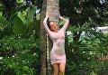 Даша Астафьева показала фото с отдыха на Бали
