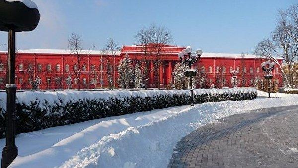 Киевский национальный университет им. Т.Г. Шевченко