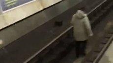 ЧП в киевском метро