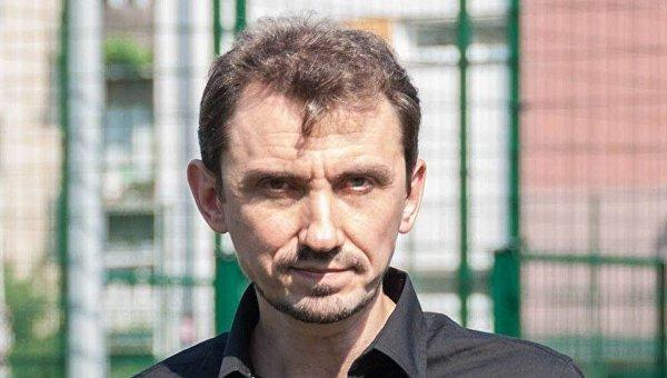 Активист Сергей Трушкин