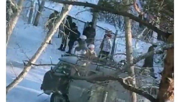 Нападение на школу в Бурятии. Спецоперация